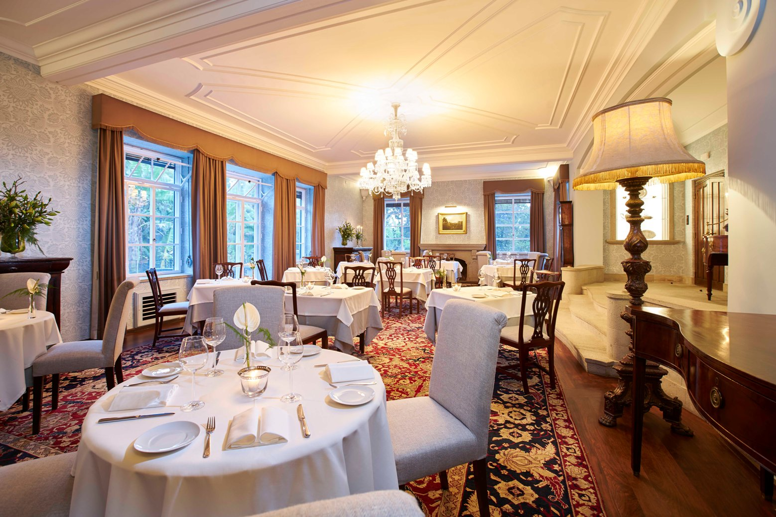 The Dining Room Restaurant